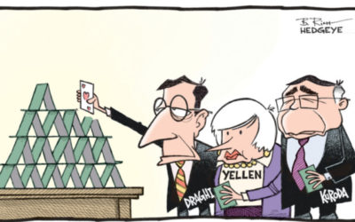 Fed Up: Central Bankers Gone Mad